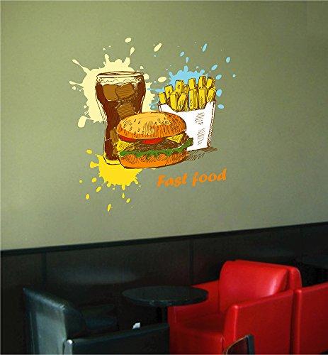 Coca cola decal collectibles for Coca cola wall mural