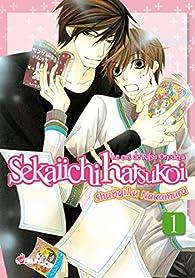 Sekaiichi Hatsukoi, tome 1 par Shungiku Nakamura