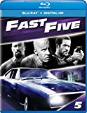 DVD : Fast Five [Blu-ray]