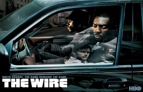 The Wire 11x17 HD Photo Poster TV Show #01 (Wire Poster)