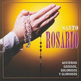 Amazon.com: Santo Rosario. Misterios Gozosos, Dolorosos y
