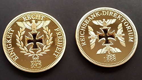 1-oz-999-fine-pure-gold-layered-steel-coin-deutsche-reichsbank-central-bank-of-germany-grace-special