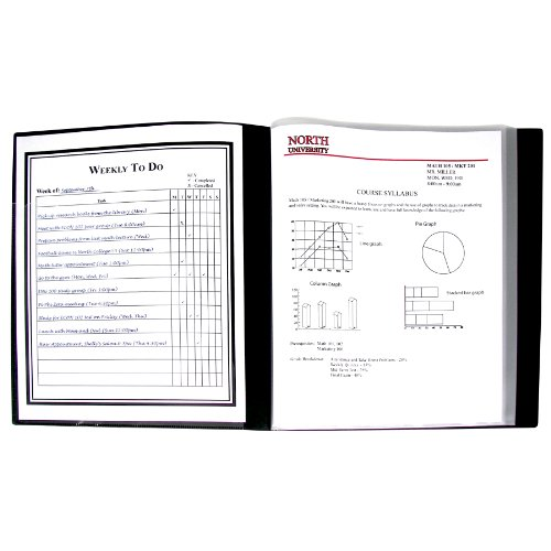C-Line 12-Pocket Bound Sheet