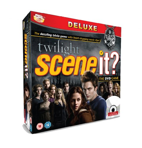 Twilight Scene It? Dvd Interactive Board Game by Paramount Digital Entertainment