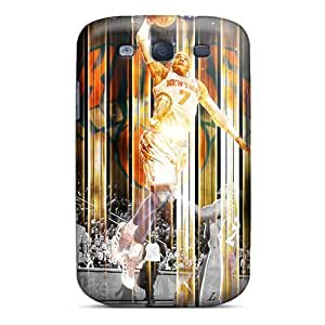 Jeffrehing Perfect Tpu Case For Galaxy S3/ Anti-scratch Protector Case (carmelo Anthony)