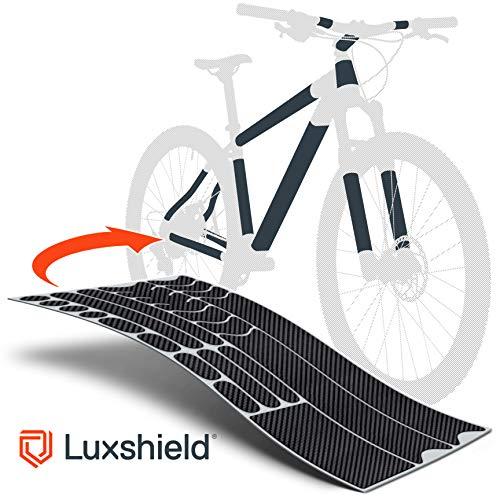 🥇 Luxshield Película Protectora de Pintura para Bicicleta Electrica