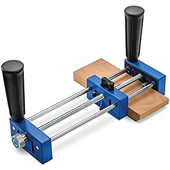 Small Stock Or Piece Holder For Use With Router Tables