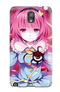 Quality ZippyDoritEduard Case Cover With Anime - Touhou Nice Appearance Compatible With Galaxy Note 3