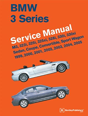 bmw 3 series e46 service manual 1999 2000 2001 2002 2003 rh amazon com 2000 bmw 323i manual transmission fluid 2000 bmw 323i repair manual download