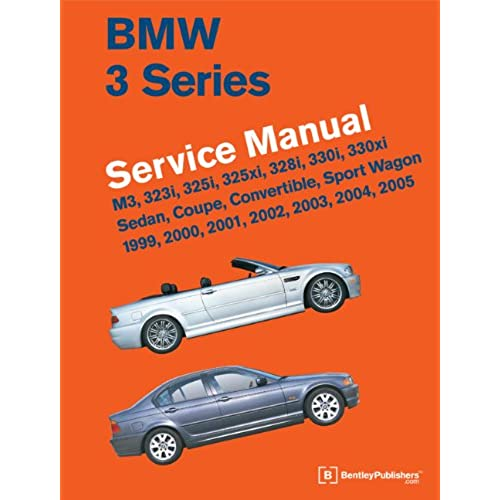 bmw repair manual amazon com rh amazon com bmw e36 m3 workshop manual BMW E46 M3