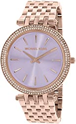 Michael Kors Women's MK3400 - Darci Rose Gold Watch