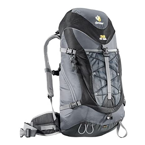 outlet best wholesale Deuter ACT Trail 32 Rucksack - Granite Black: Amazon.co.uk ...