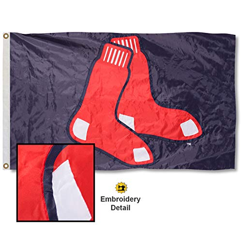 (Wincraft Boston Red Sox Embroidered Nylon Flag)