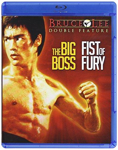 VHS : Bruce Lee: The Big Boss / Fist Of Fury