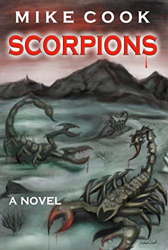 Scorpions by [Cook, Mike]