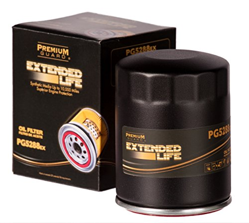 PG PG5288EX EXtended Performance Oil Filter Fits 1983 American Motors Concord, 1983-86 Eagle, 1983 Spirit, 2005-07 Buick Allure, 1981 Century, 1978-87 Electra, 1978-83 Estate Wagon, 2005-07 LaCrosse ()