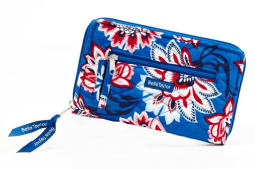 Bella Taylor Florista Wrist Strap Wallet ()