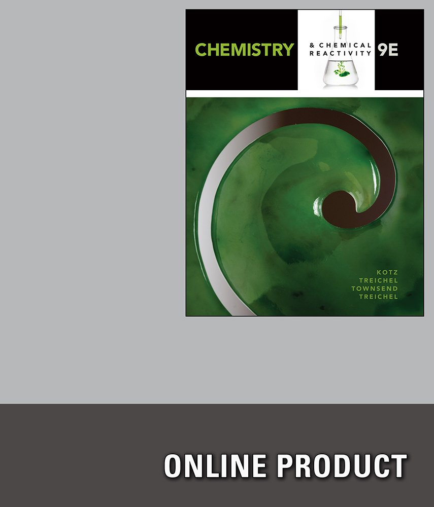 com online student solutions manual for kotz treichel com online student solutions manual for kotz treichel townsend s chemistry chemical reactivity 9th edition courses