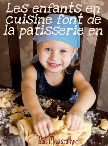 les enfants font la cuisine