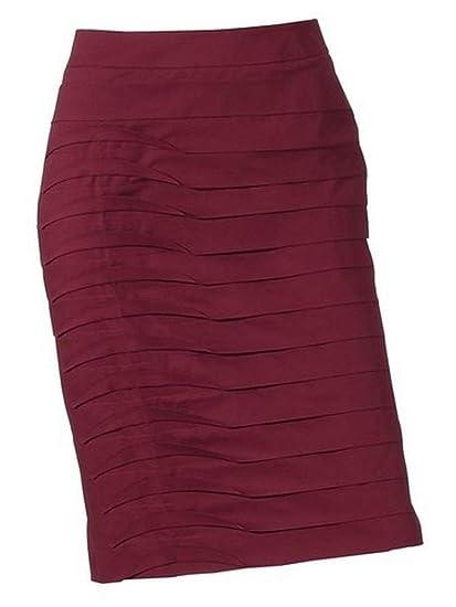 98e22c77d2523a jupe jupe crayon de PATRIZIA DINI EN ROUGE: Amazon.fr: Vêtements et ...