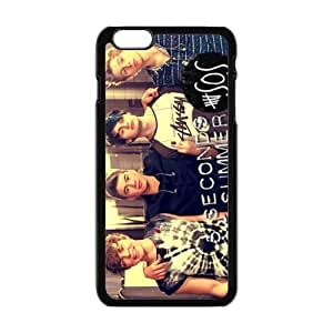 LJF phone case 5 seconds of summer Phone Case for Iphone 6 Plus