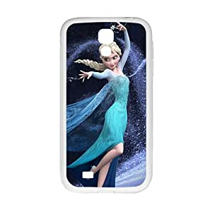 JIANADA Frozen lovely girl Cell Phone Case for Samsung Galaxy S4