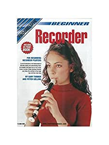 BEGINNER RECORDER: DVD WITH 64 PAGE BOOKLET