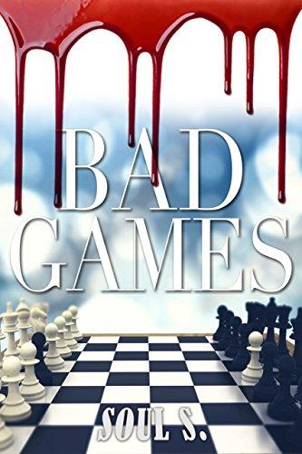 Bad Games: Thriller Book (Horror: Suspense thrillers