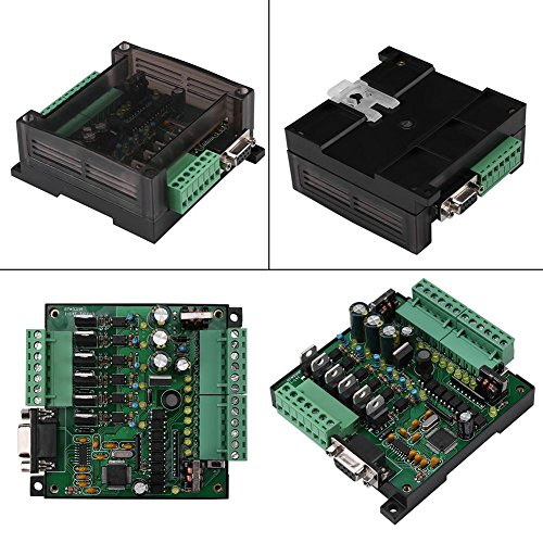 FX1N-14MT PLC Industrial Control Board Stepper Motor Motion Programmable Controller by Walfront (Image #3)