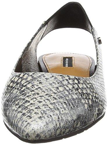 Belmondo Damen 703342 02 Slingback Silber (argento combi)