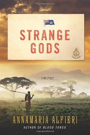 book cover of Strange Gods