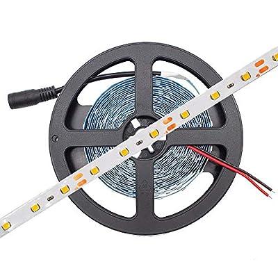 HitLights L0512V-501-1665 Weatherproof LED Light Strip - 5000K SMD 3528-300 LEDs