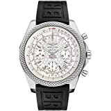 Breitling Bentley B06 S Stainless Steel Men's Watch w/Black Diver Pro III Rubber Strap AB061221/G810-153S