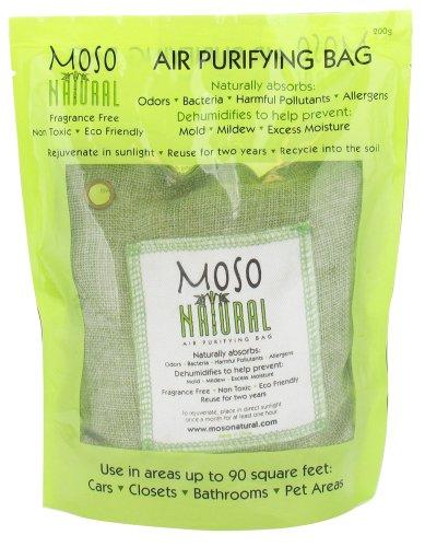 [해외]모조 천연 공기 청정화 백 200g/Moso Natural Air Purifying Bag 200g