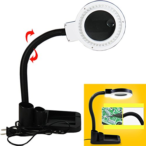 10X Magnifier With Led Light - 4