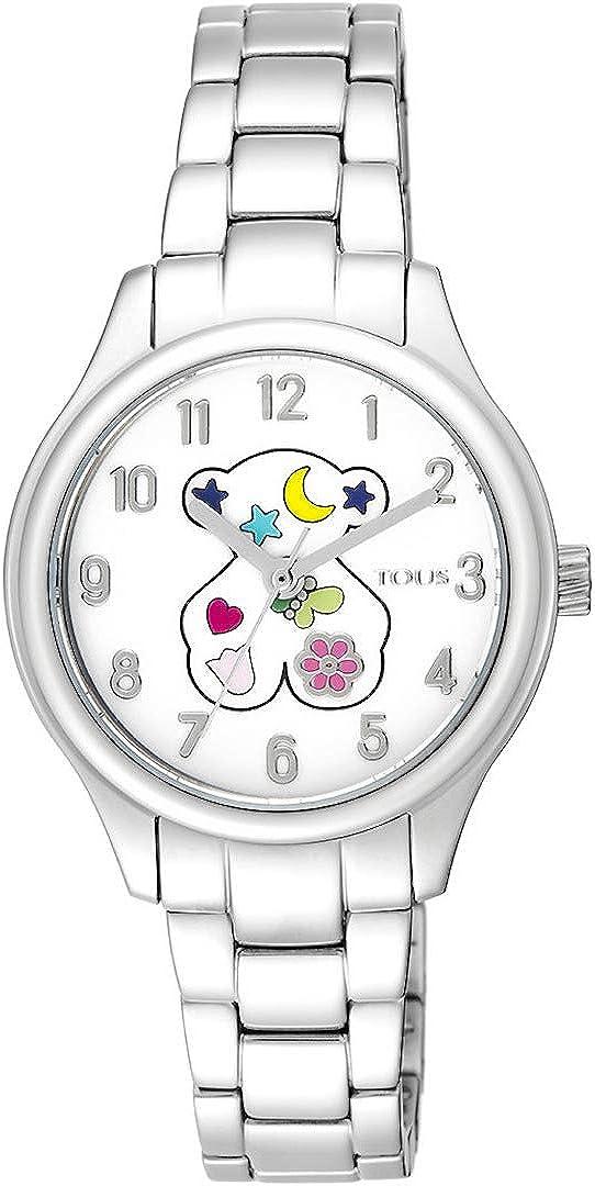 Reloj Tous 900350215 NIT SS ESF BCA Oso Brazalete