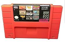 Multi cart 100 in 1 Super NES - Red Cartridge