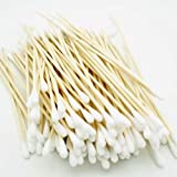 100 Pc Cotton Swab Applicator Q-tip Swabs 6