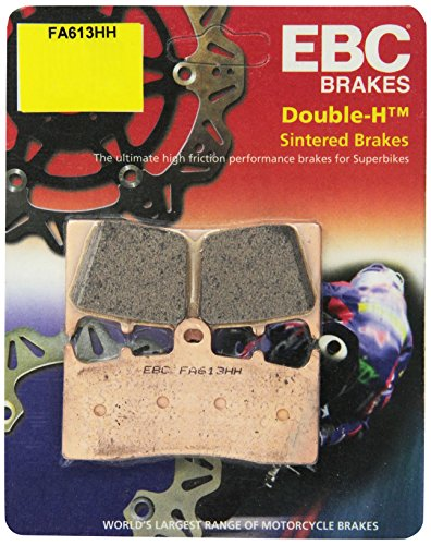 - EBC Brakes FA613HH Disc Brake Pad Set