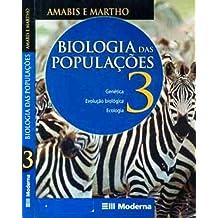 Biologia 3. Populações Ensino Médio. Genética, Evolução E Ecologia