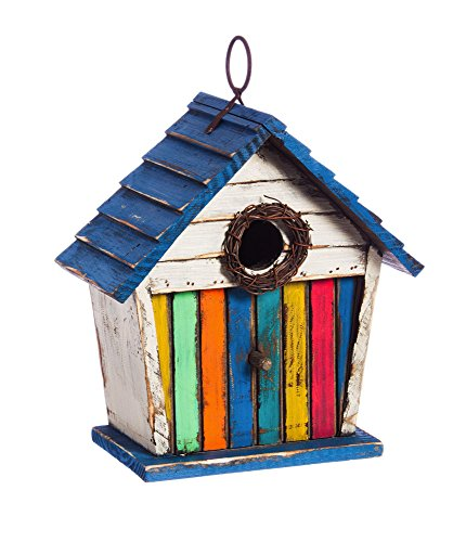 Evergreen Garden Forever Rustic Birdhouse product image
