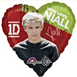 "Single Source Party Supplies - 17"" One Direction Niall Mylar Foil Balloon"