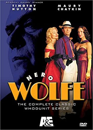 Amazoncom Nero Wolfe Complete Series Timothy Hutton