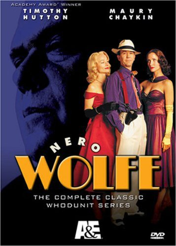 Nero Wolfe: Complete Series by A&E