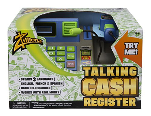 zillions talking cash register - 1