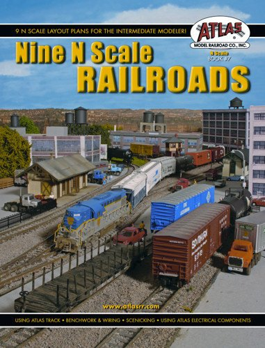 Nine N Scale Railroads ()