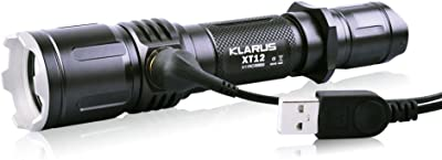 Klarus XT12 Rechargeable LED Flashlight 930 Lumens