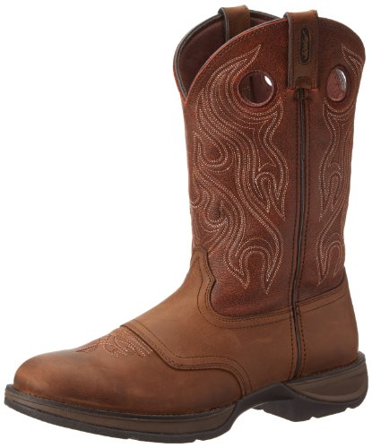 Durango Mens Db5474 Western Boot Dusk Velocity/Dark Brown