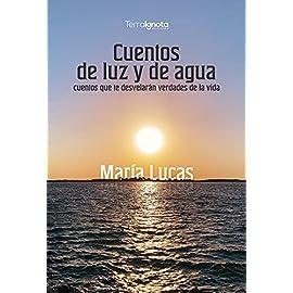 Reseña del libro Cuentos de luz y de agua de María Lucas