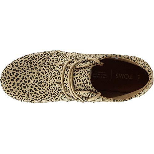Pictures of TOMS Kala Bootie Women's Oxford Brown Brown 3